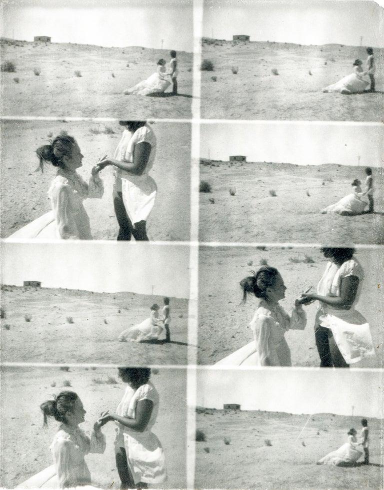 Till Death Do Us Part, Installation - 21st Century, Polaroid, Women, Photography - Contemporary Mixed Media Art by Stefanie Schneider