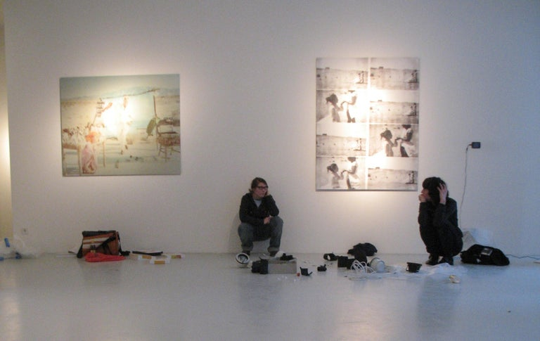 Till Death Do Us Part, Installation - 21st Century, Polaroid, Women, Photography For Sale 2
