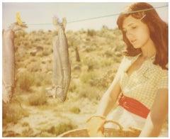 To the Wonder, Contemporary, 21st Century, Polaroid, Figurative Photography