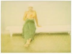 Transformation (Suburbia) - Contemporary, Polaroid, Photography, Portrait