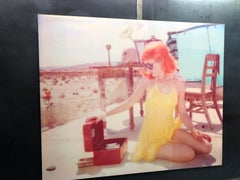 Treasure - Contemporary, 21st Century, Polaroid, Figurative, Photography, Dream