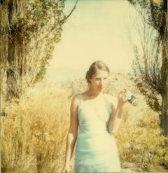 Unbound (Wastelands) Contemporary, 21st Century, Polaroid, Portrait, Photograph