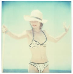 Untitled #04 (Beachshoot) - 21st Century, Contemporary, Polaroid, Women, Color