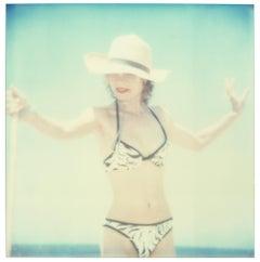 Untitled #04 (Beachshoot) - 21st Century, Contemporary, Polaroid, Women, Color