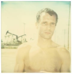 Untitled (Oilfields) - Contemporary, Color, Polaroid, 21st Century