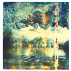 Untitled (Paradise) - Contemporary, Nude, Men, Polaroid