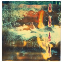 Untitled (Paradise) - Contemporary, Nude, Polaroid