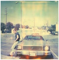 Untitled (The Last Picture Show) - 21st Century, Polaroid, Contempoary
