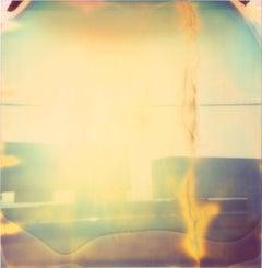 Untitled (Traintracks) - based on a Polaroid