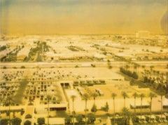 Vegas - Contemporary, 21st Century, Polaroid, Landscape, Photograph