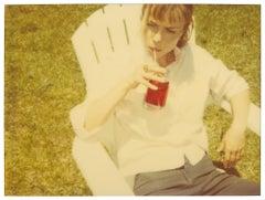 Very berry Cosmo II (Suburbia) featuring Radha Mitchel  - Polaroid, Contemporary