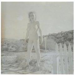 Vivienne II (Desert Nudes) - Polaroid, Contemporary, 21st Century, Women