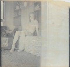 Vivienne IV (Desert Nudes) - Polaroid, Contemporary, 21st Century, Women
