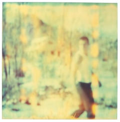 Wandering (Wastelands) Contemporary, Polaroid, Figurative Photograph