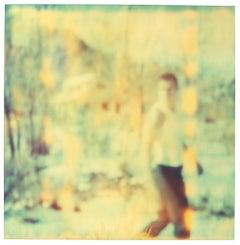Wandering (Wastelands) Contemporary, Polaroid, Figurative Photograph