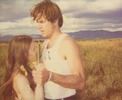Whisky Dance III (Sidewinder) - Polaroid, Contemporary, 21st Century, Figurative