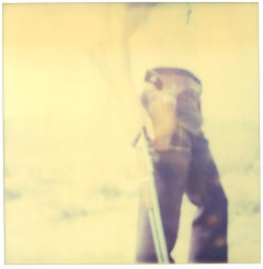 Winchester (Wastelands) - analog, mounted - Polaroid, 21st Century, Contemporary