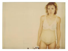 You see Me - Radha Mitchell, Contemporary, Polaroid, Analog, Color, Photography