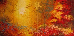 Autumn 2 Diptych