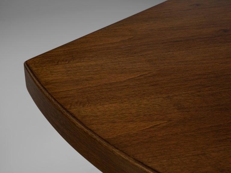 Stefano Mastuzzi Boomerang Desk 'Zero' in Walnut 4