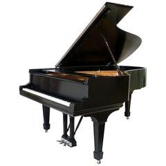 "Steinway & Sons Ebony Grand Piano, Model ""B""  circa 1916"