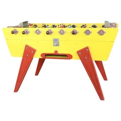 Stella Champion Babyfoot Fooseball Table, circa 1940s