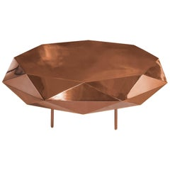 Stella Coffee Table Large Rose by Nika Zupanc for Scarlet Splendour