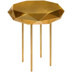 Stella Coffee Table Small Gold by Nika Zupanc for Scarlet Splendour