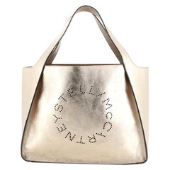Stella McCartney Alter Tote Perforated Faux Leather East West