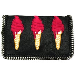 Stella McCartney Black Falabella Bag