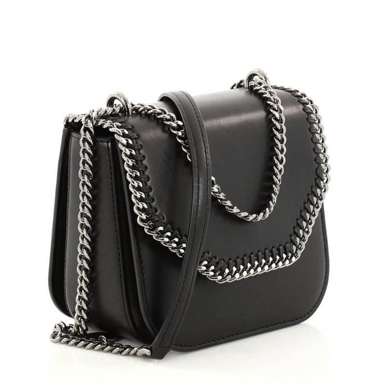146c0945a571f Stella McCartney Falabella Box Shoulder Bag Faux Leather Mini at 1stdibs