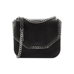 Stella McCartney Falabella Box Shoulder Bag Faux Leather Small