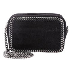 Stella McCartney Falabella Camera Bag Shaggy Deer Small