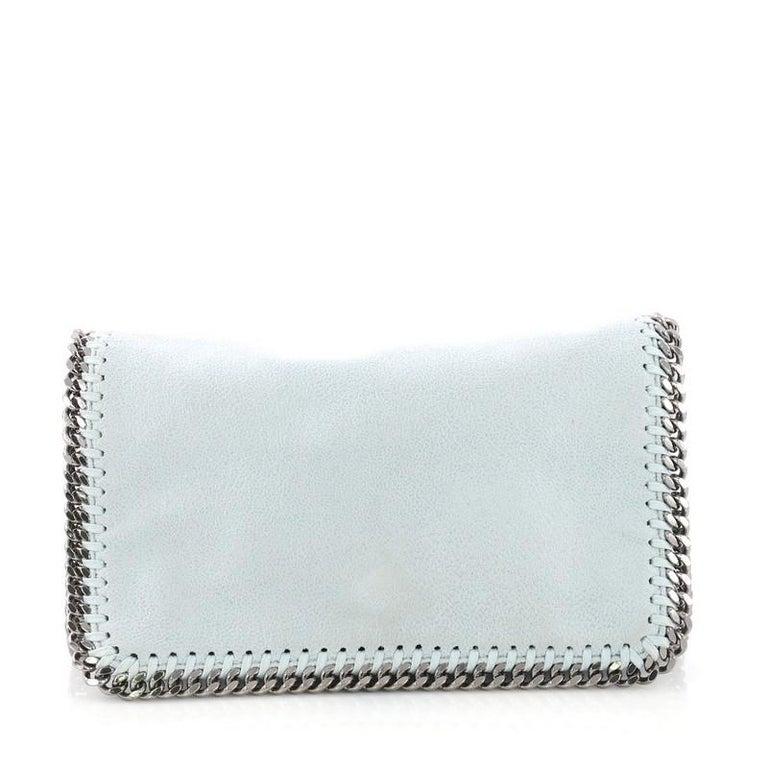 de8778f34e97 Stella McCartney Falabella Flap Crossbody Bag Shaggy Deer Mini For Sale 1