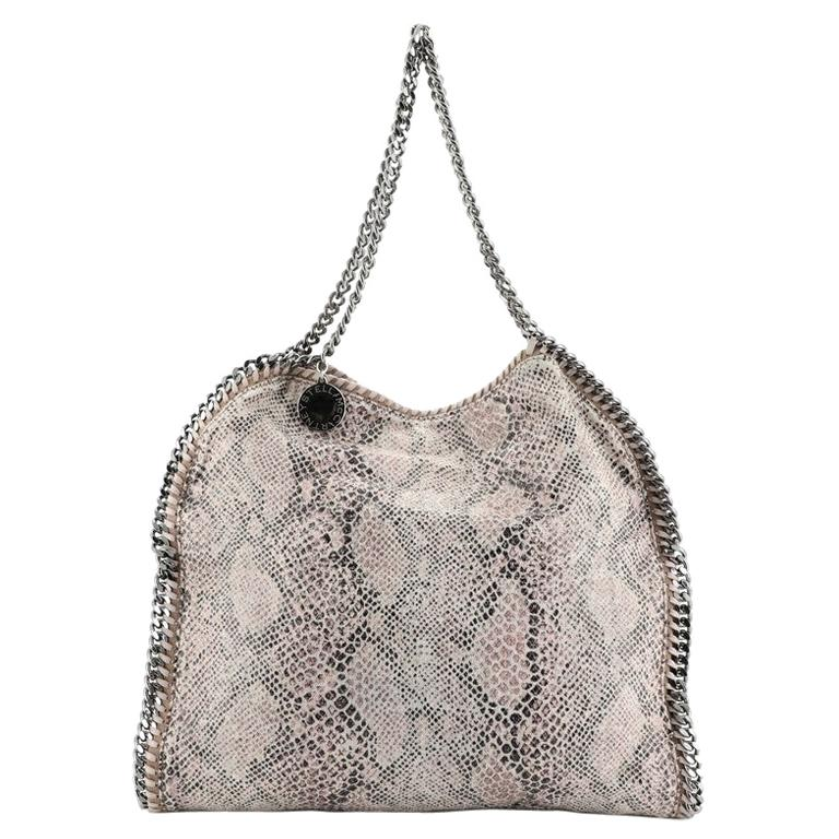 Stella McCartney Falabella Tote Printed Canvas Small