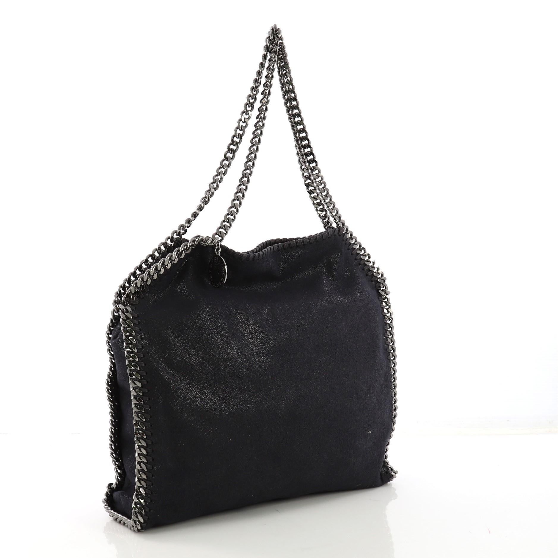 dd75c1d1567d Stella McCartney Falabella Tote Shaggy Deer Small For Sale at 1stdibs