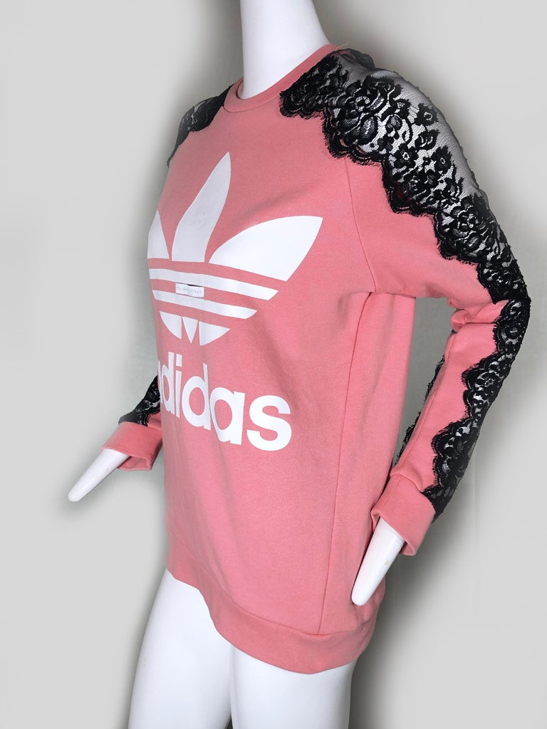 Stylish Stella McCartney for Adidas pink classic
