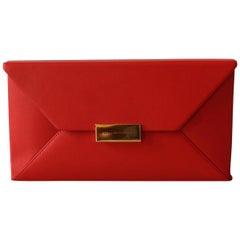 Stella Mccartney Red Eco Pochette