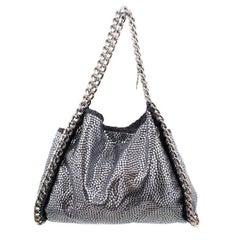 Stella McCartney Silver Studded Tote Bag