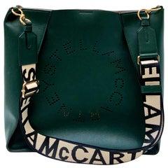 Stella McCartney Stella Logo Cross-Body Shoulder Bag