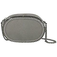 Stella Mccartney Woman Shoulder bag Falabella Grey Faux Leather