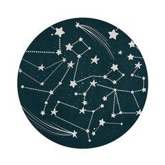 Stellar Round Rug