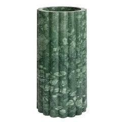 Stelo Medium Foresta Marble Vase by Greg Natale