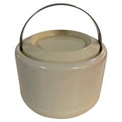 Stelton Erik Magnusson Minimalist Off-White Ice Bucket
