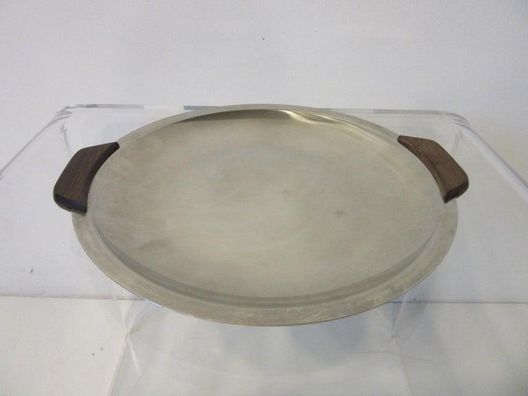 Stelton Pitcher / Tea Pot / Sugar Bowl / Tray 4 Pieces, Set Denmark 2
