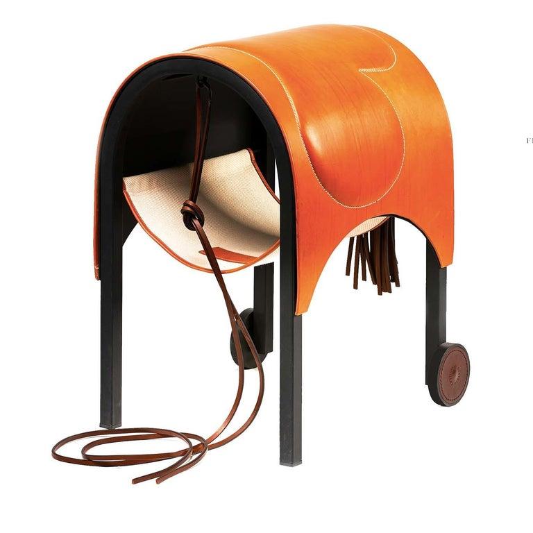 Modern Steph Leapfrog Chair For Sale