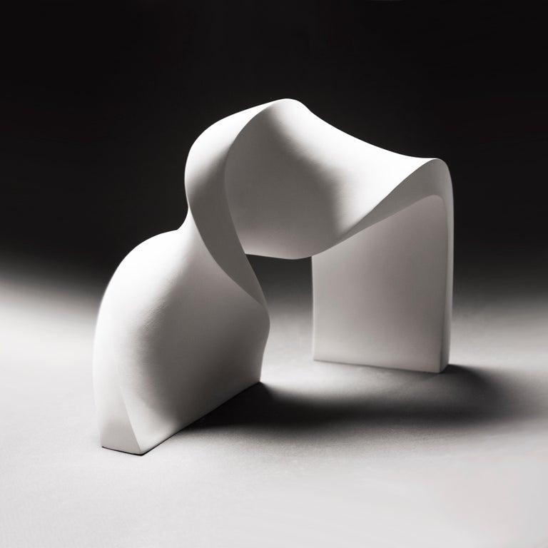 Vortex - Sculpture by Stephanie Bachiero