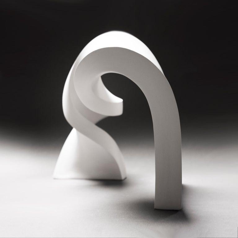 Vortex - Minimalist Sculpture by Stephanie Bachiero