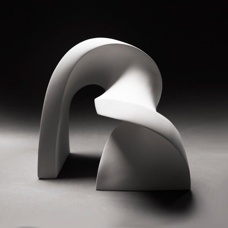 Stephanie Bachiero Abstract Sculpture - Vortex