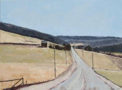 Country Road, Painting, Oil on Canvas